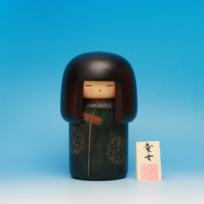 KOKESHI DOLL PHOTO